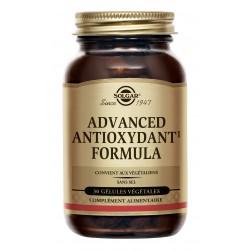 Solgar advanced antioxydant formula 30 gélules