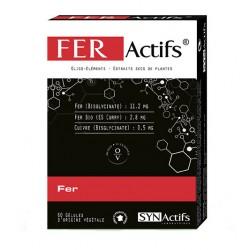 Aragan Feractifs 60 gélules
