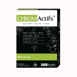 Synactifs Chromactifs 60 gélules