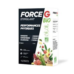 Nutrisanté force g stimulant bio