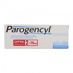 Parogencyl prévention gencives duo 75ml