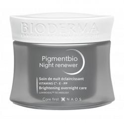 Bioderma pigmentbio night renewer 50ml