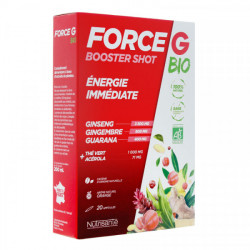 FORCE G BOOSTER SHOT AMP 20X10ML