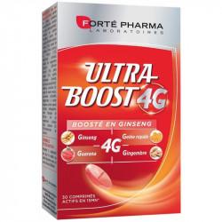 Forté pharma ultra-boost 4g 30 comprimés