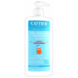 CATTIER ENF GEL DOUCHE DOUCEUR 500ML
