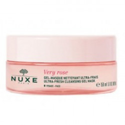 NUXE VERY ROSE GEL-MASQ NETTOYANT