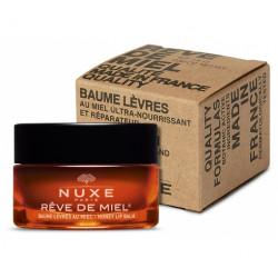 Nuxe rêve de miel baume lèvres qualité made in france 15g