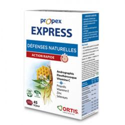 Ortis propex immuno défenses naturelles 45 comprimés