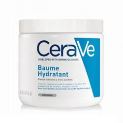 CeraVe baume hydratant pot 454ml