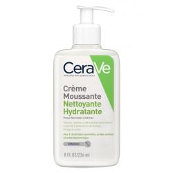 CeraVe crème moussante nettoyante hydratante 236ml