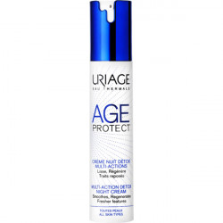URIAGE AGE PROTECT CR NUIT DETOX
