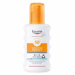 Eucerin sun protection sensitive protect kids spray spf 50+ 200ml