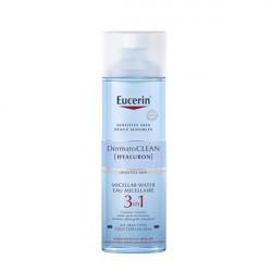 Eucerin dermatoclean hyaluron eau micellaire 3 en 1 200ml