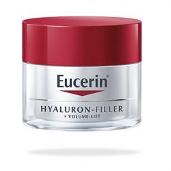 Eucerin Hyaluron Filler volume lift jour peaux sèches 50ml