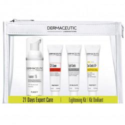 Dermaceutic 21 days expert care lightening kit