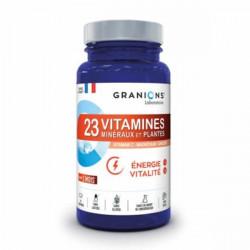 Granions 23 vitamines minéraux et plantes 90 comprimés