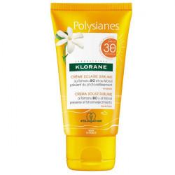 Klorane polysiane crème solaire visage SPF30 50ml