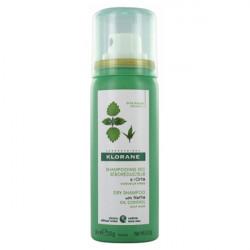 Klorane shampooing sec séboréducteur à l'ortie 50ml