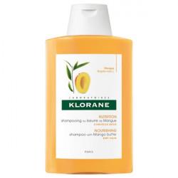 Klorane shampooing nutritif au beurre de mangue 100ml
