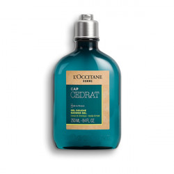 L'occitane gel douche cap cédrat 250ml