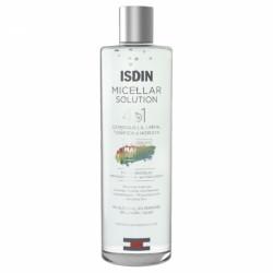 Isdin micellar solution nettoyant visage hydratant 500ml