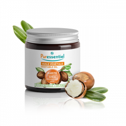 Puressentiel huile végétale karité bio 100ml