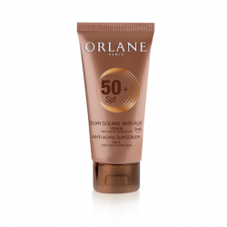 Orlane soin solaire anti-âge spf50+ visage 50ml