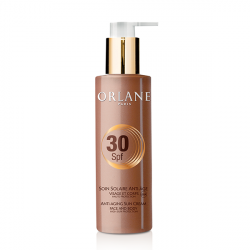Orlane soin solaire spf30 anti-âge visage et corps 200ml