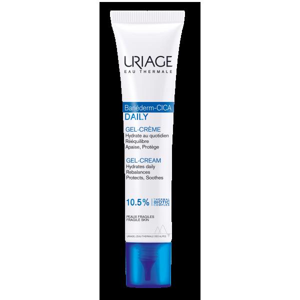 Uriage bariéderm-cica daily gel crème 40ml