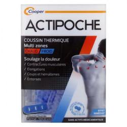Actipoche coussin thérmique chaud froid