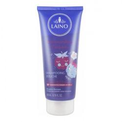 Laino shampooing douche gourmandises d'enfants mûre bio 200ml