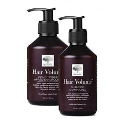 New nordic hair volume shampooing et après shampooing 2x250ml