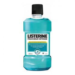 Listerine bain de bouche quotidien fraîcheur intense 250ml