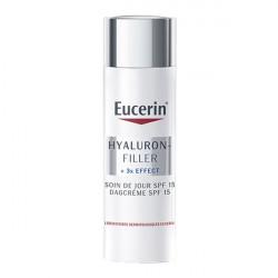 Eucerin hyaluron-filler +3x effect soin de jour spf15 50ml