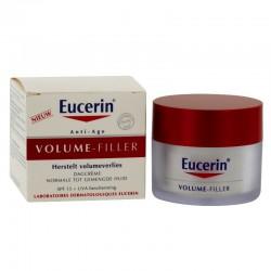 Eucerin volume-filler soin jour peaux normales à mixtes pot de 50ml