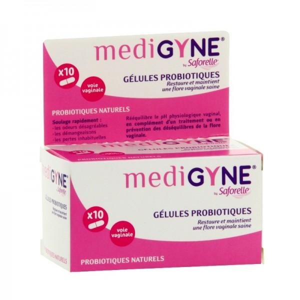saforelle medigyne vaginales probiotiques 10 g lules pharmacie de fontvieille. Black Bedroom Furniture Sets. Home Design Ideas