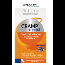 Nutréov cramp control boite de 30 comprimés