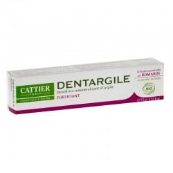 Cattier dentargile romarin 75ml