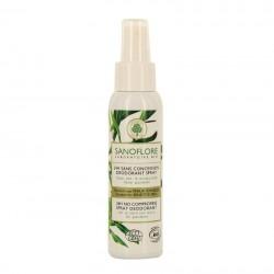 Sanoflore déodorant spray 24h sans concession 100ml
