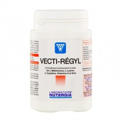 Nutergia vecti-régyl complément alimentaire 60 gélules