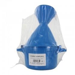 Cooper inhalateur polyéthylène