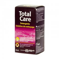 Total care nettoyage lentilles 30ml