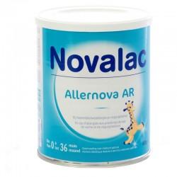 Novalac lait allernova ar 0 à 36 mois 400g