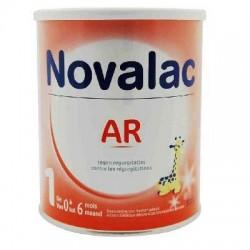 Novalac ar lait 1èr âge 0 à 6 mois 800g