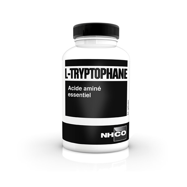 Nhco l-tryptophane 84 gélules