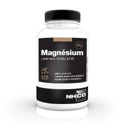 Nhco nutrition magnesium amino chelate 84 gelules