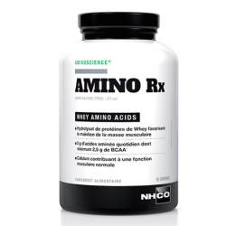 Nhco amino-rx masse musculaire 90 comprimés