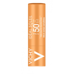 Vichy capital soleil stick zones sensibles spf 50+ 9g