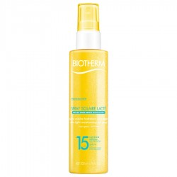 Biotherm spray lacté spf15 200 ml