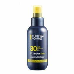 Biotherm homme uv défense sport spray corps 125 ml